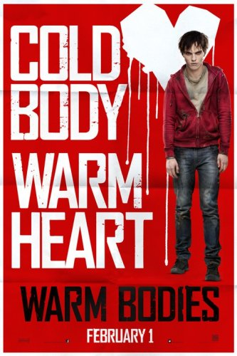 warm bodies poster zombies in love
