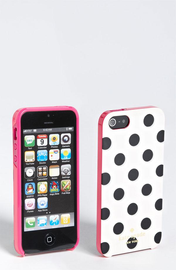 En Mi Bolso - Fundas para iPhone y iPad de Kate Spade New York