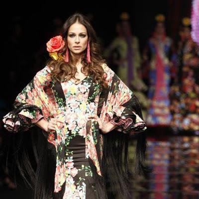 En Mi Bolso Especial Feria De Abril Peinados De Flamenca
