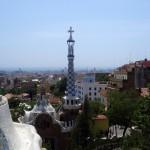 Barcelona desde el Park Guell