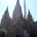 Catedral de Barcelona (en obras)