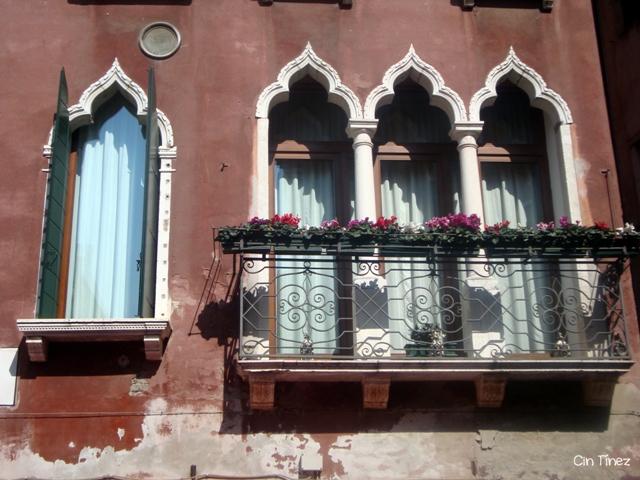 Detalle Fachada veneciana