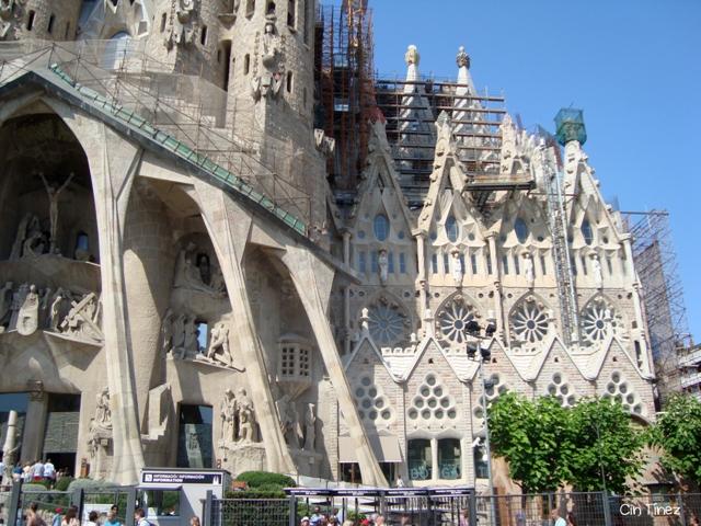 Sagrada Familia III