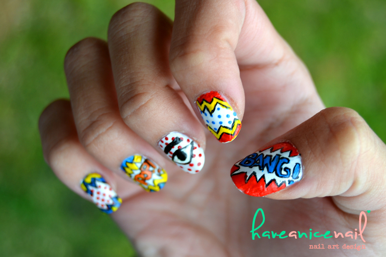 nail pop art3