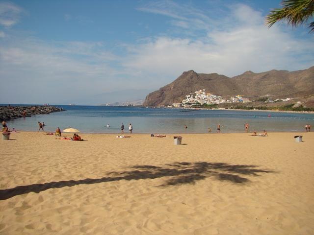 12. Playa de las Teresitas