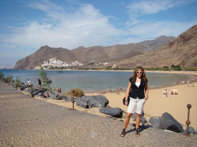 13. Playa de las Teresitas