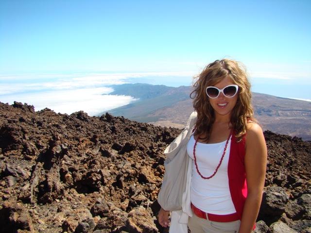 21. Vistas desde el Teide