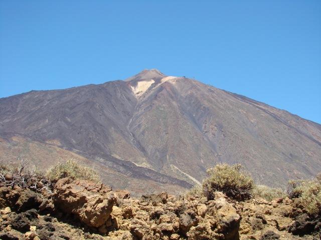 22. Corbata del Teide
