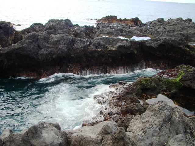 25. Piscinas naturales Garachico