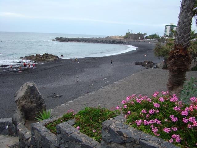 3. Playa Jardín Puerto de la Cruz