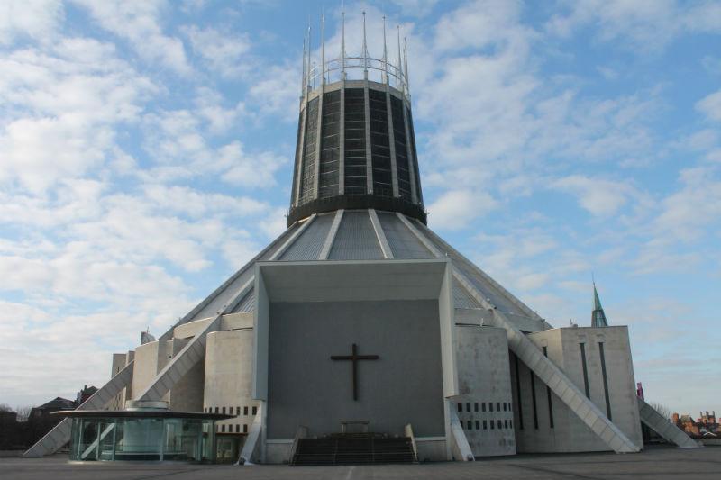Catedral Católica por fuera
