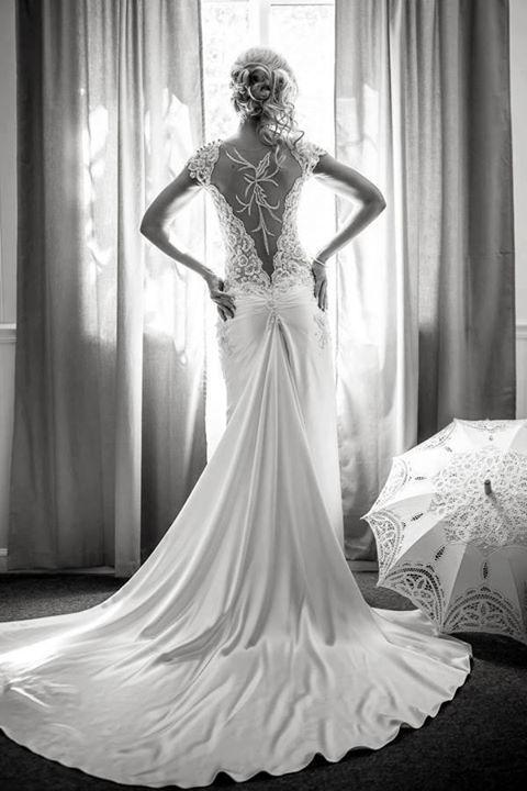 en mi bolso - bodas: vestidos de novia – espaldas impresionantes