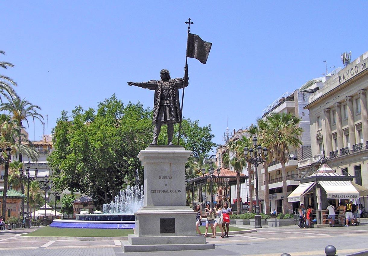 Plaza de las Monjas y Colón