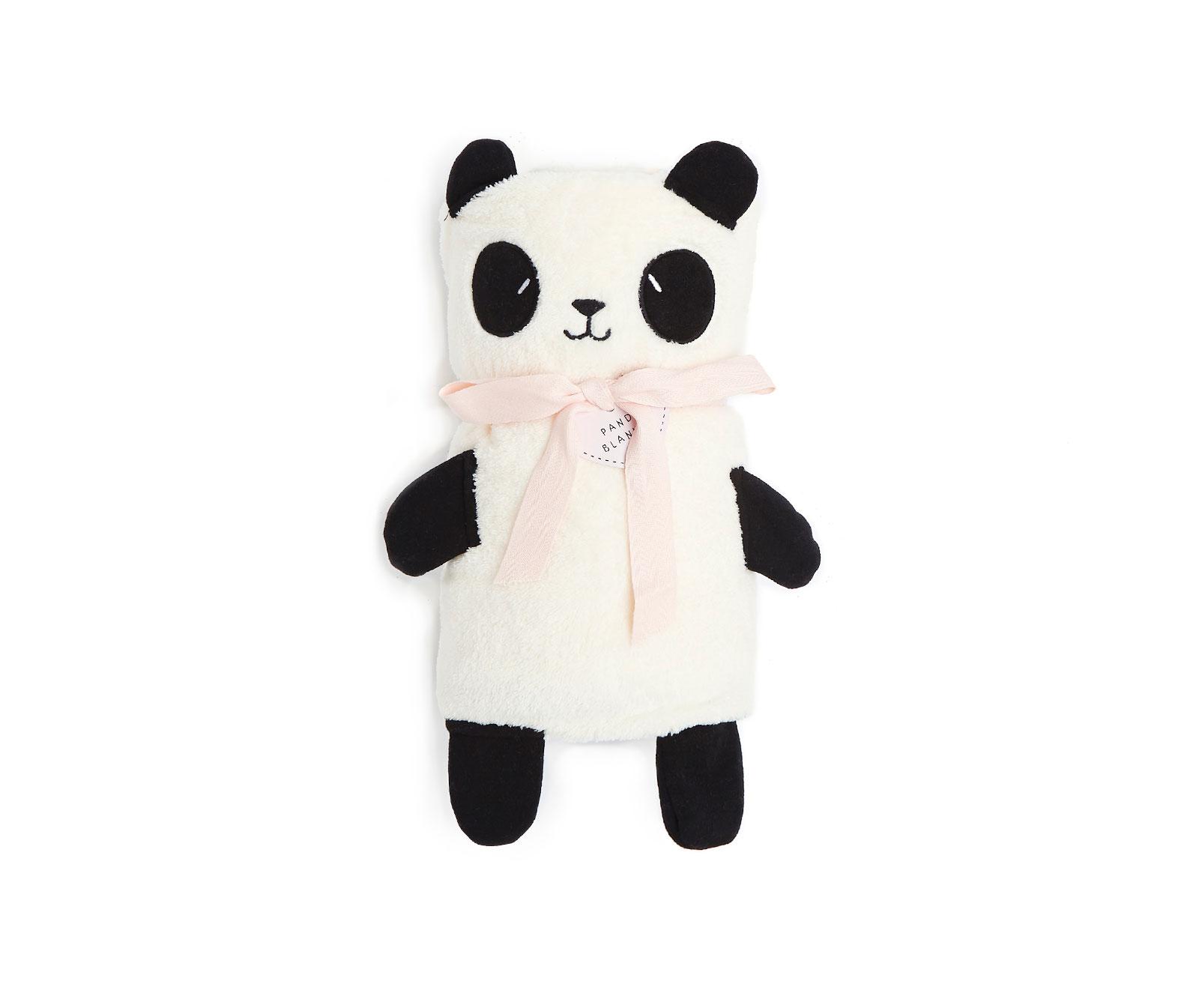 manta panda oysho