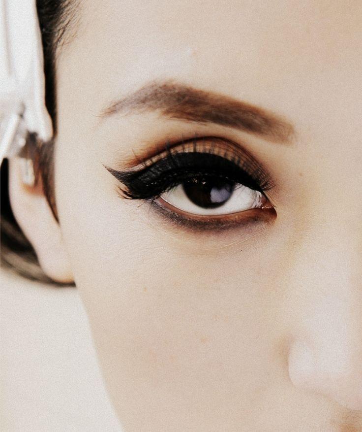makeup eyes-cateyes