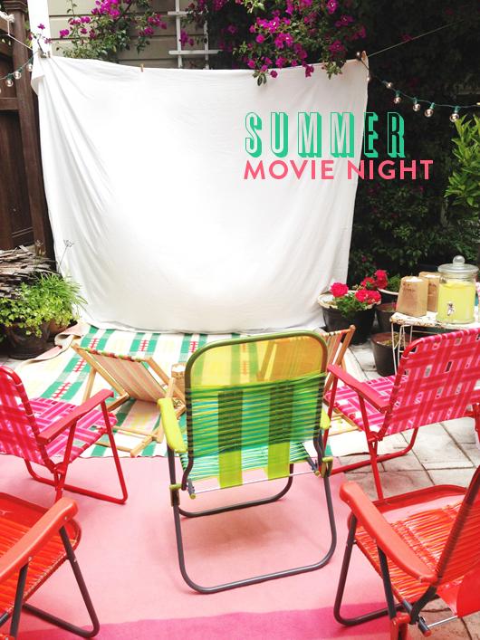 cine verano diy1