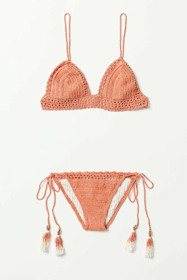 bikini croché