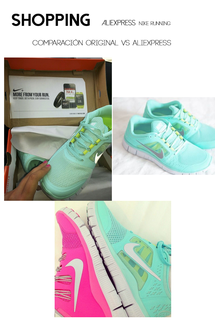SHOPPING nike running