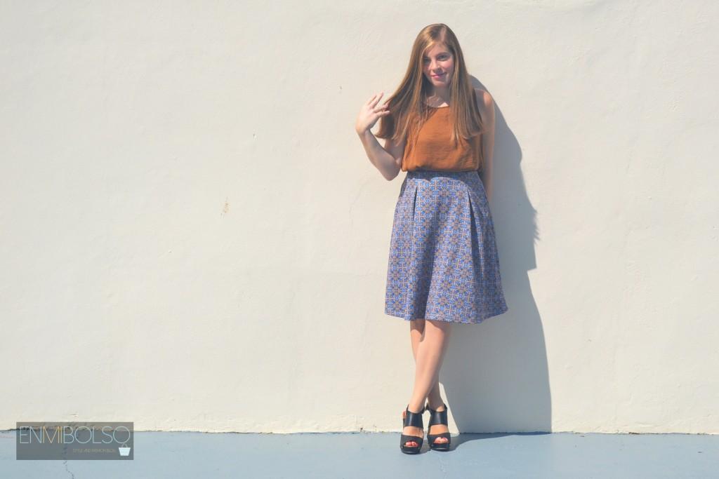 falda midi5