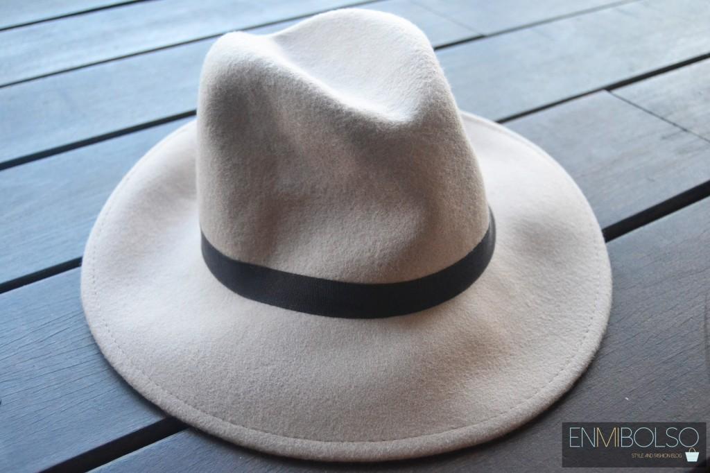 sombrero beige primark2