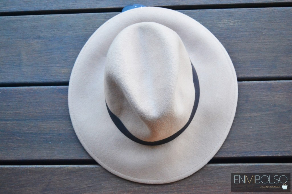 sombrero beige primark3