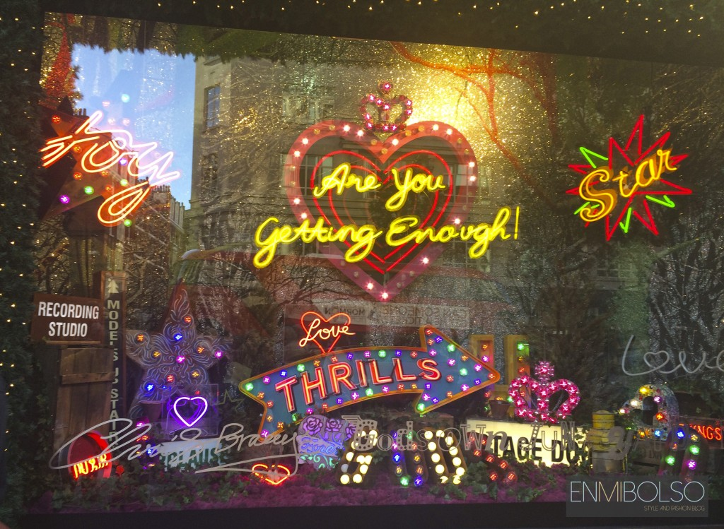 selfridge window