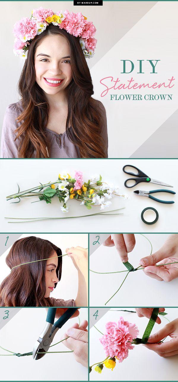 diy_corona flores