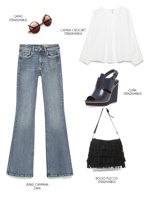 OUTFIT_FLARE JEANS