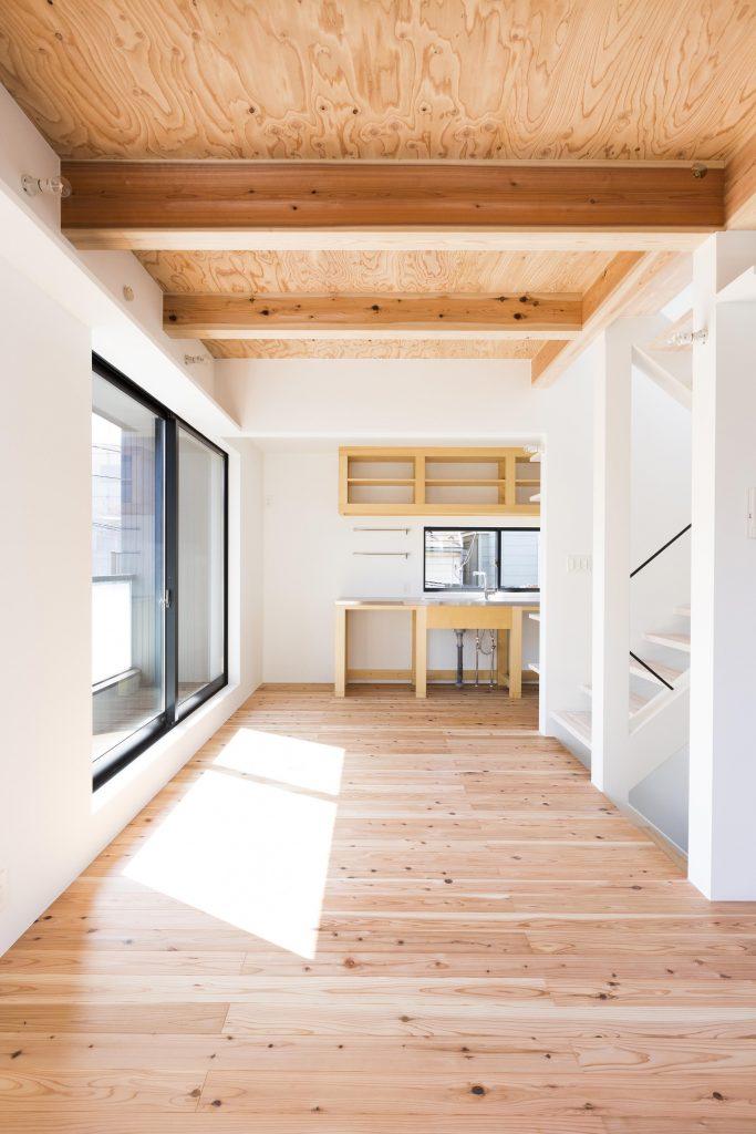 casa-escalera