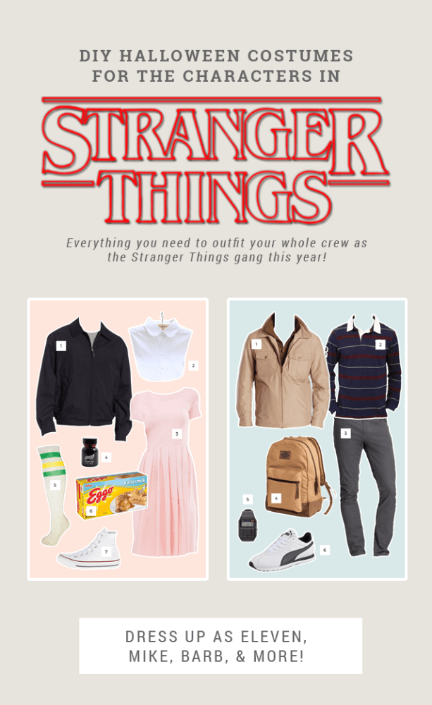 ropa-stranger-things-halloween