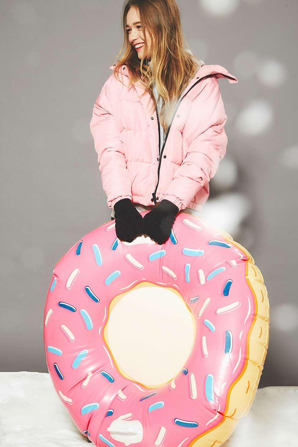 donut-nieve