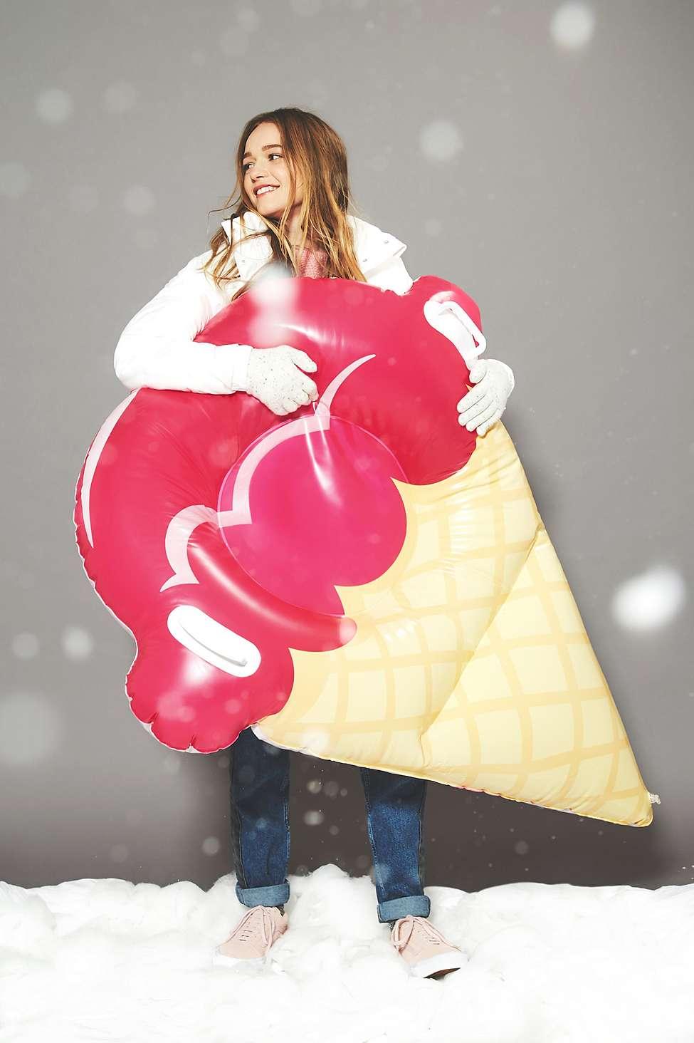 helado-nieve