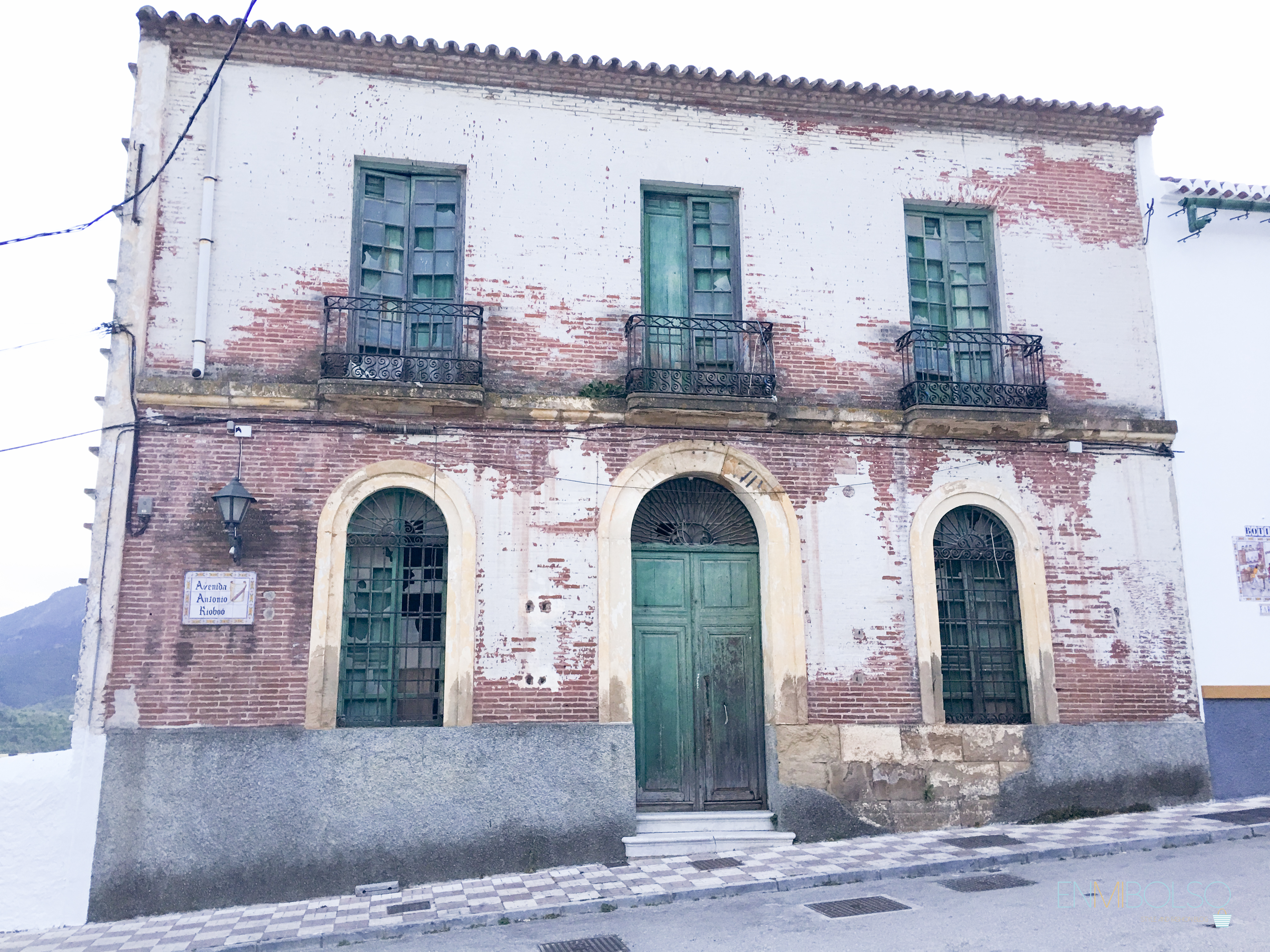 Carratraca-casas