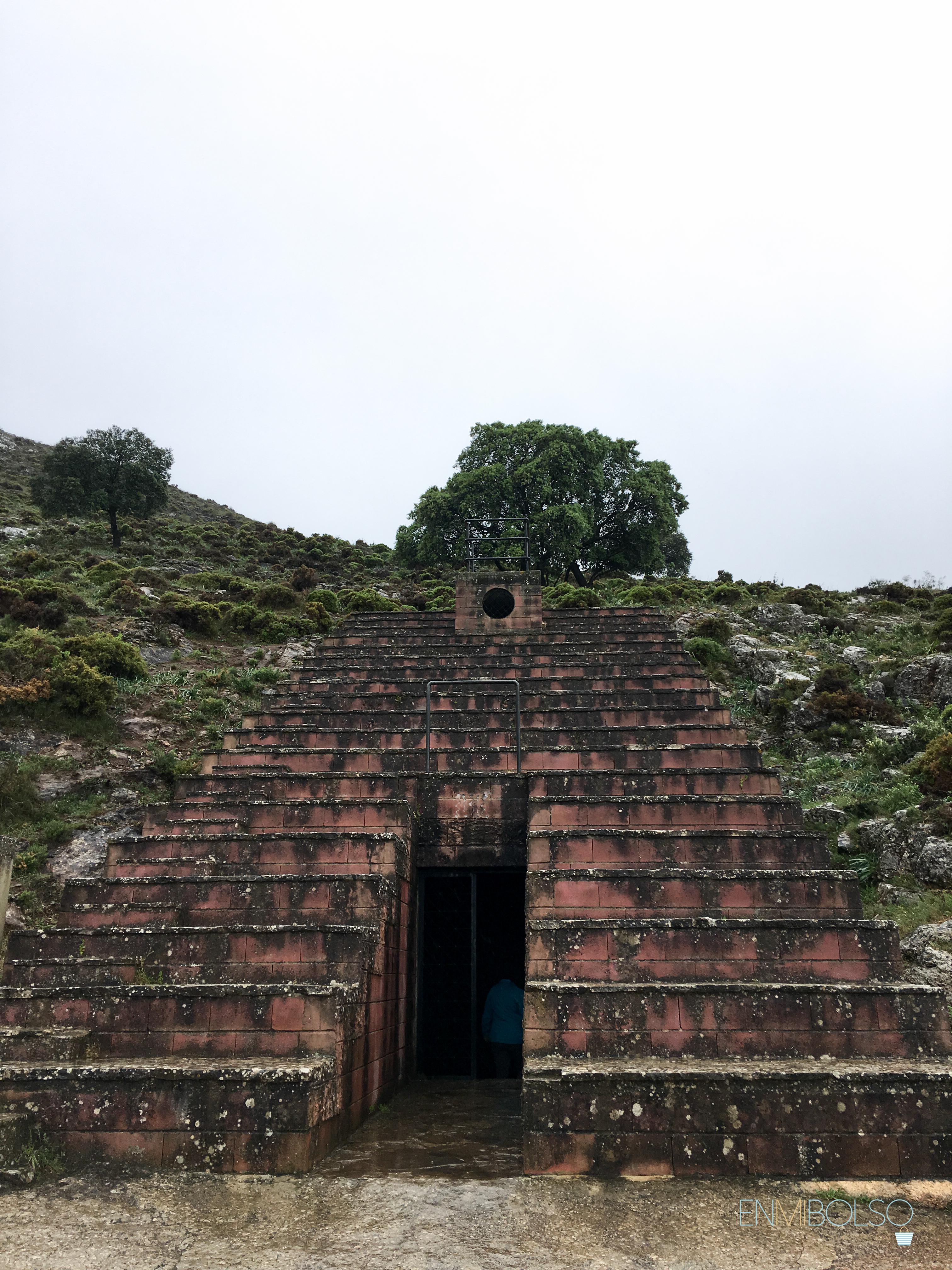 Cueva de Ardales-entrada