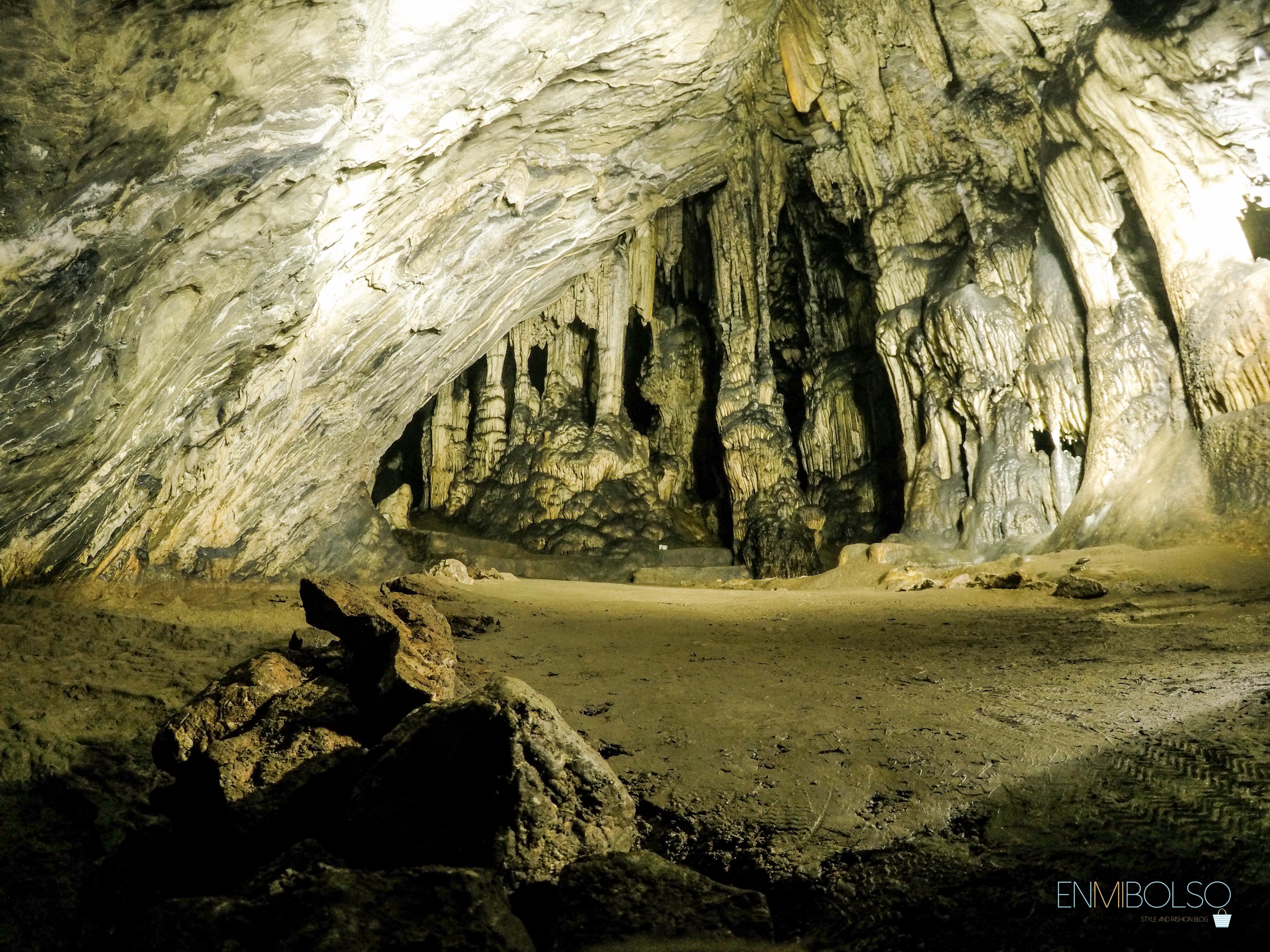 Cueva de Ardales-interior