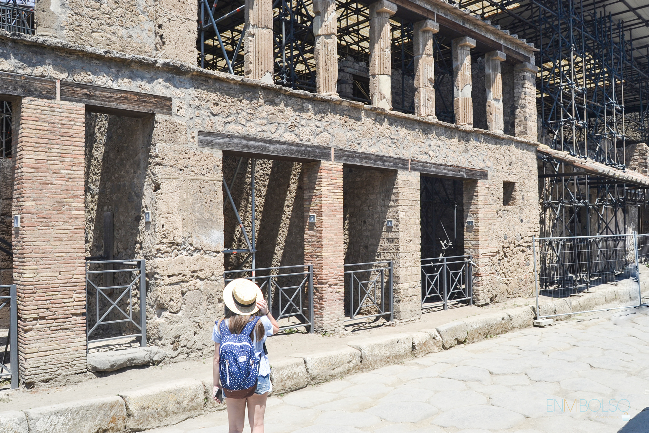 Pompeya-enmibolso
