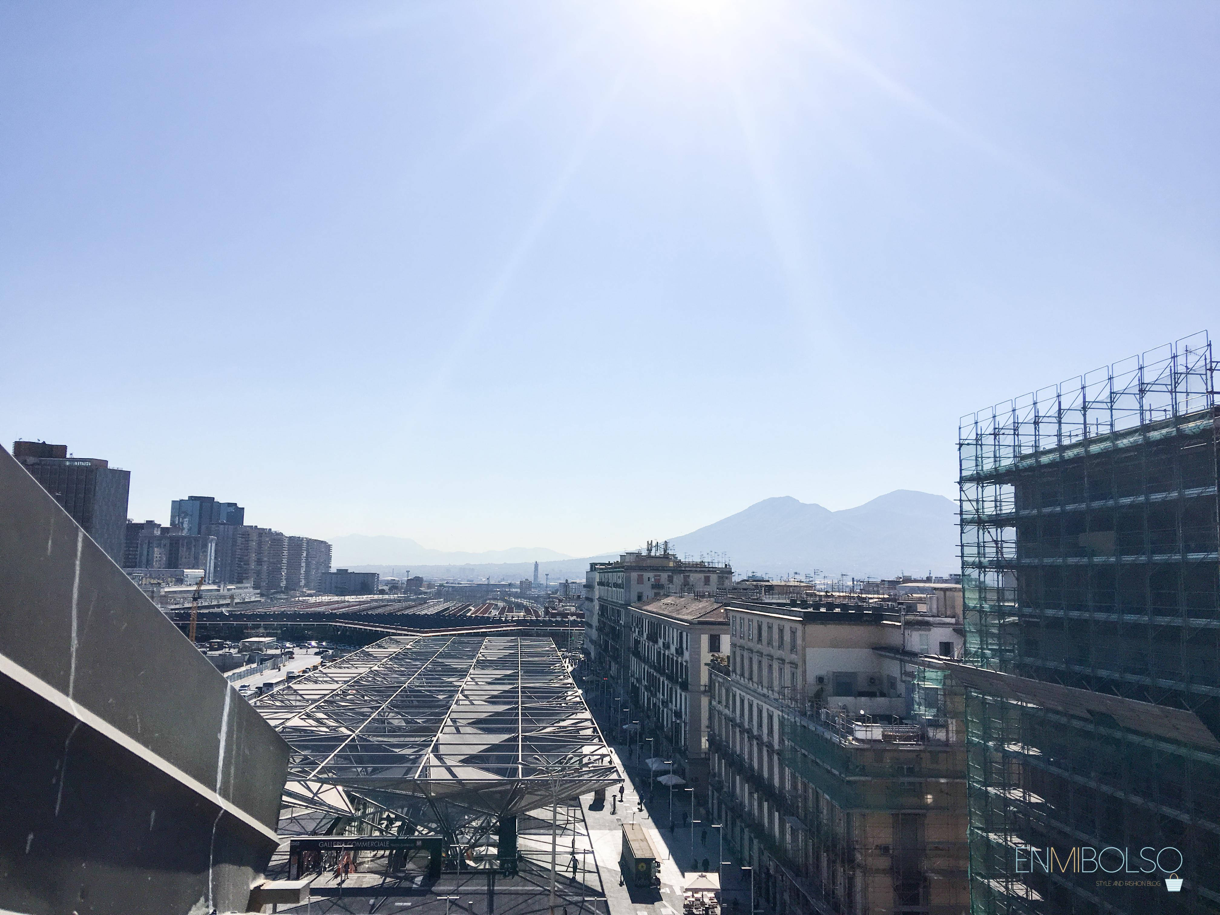 Vistas Vesubio-Una Hotel Napoli-enmibolso