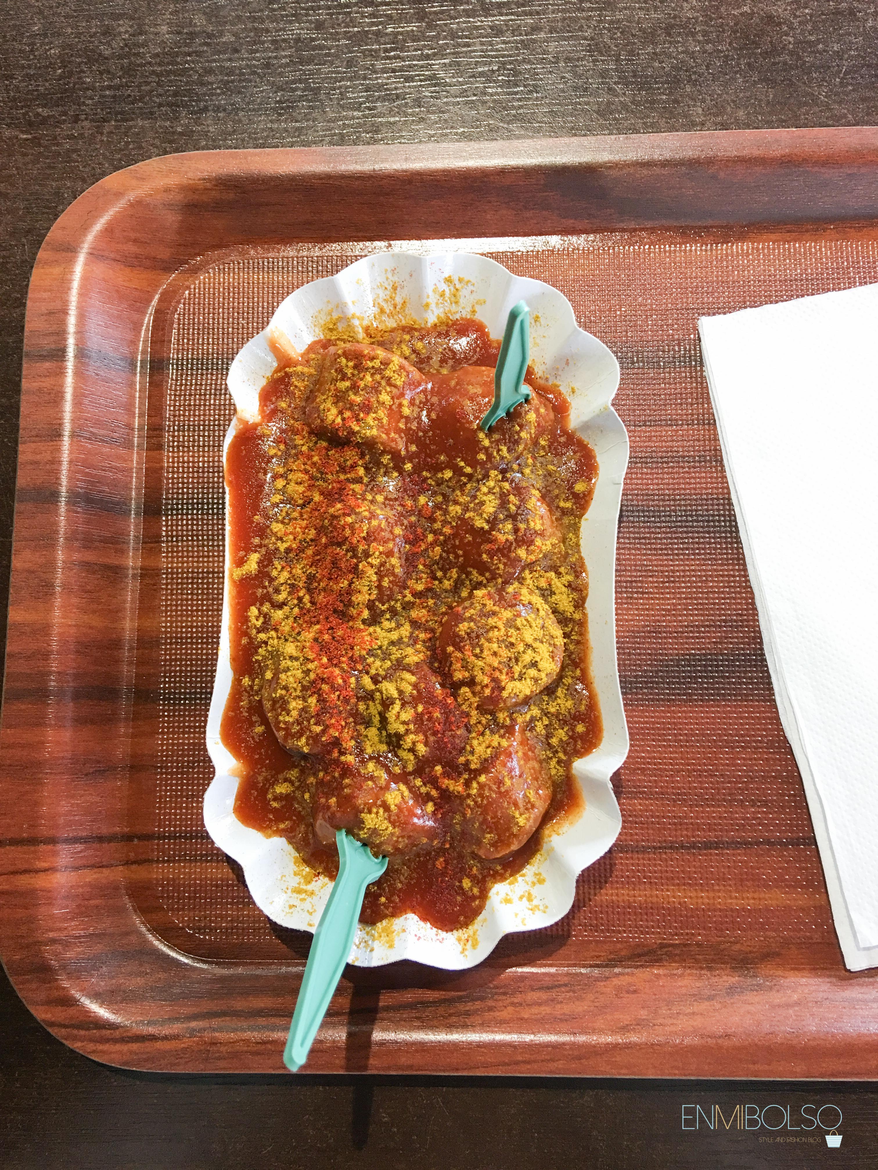 Currywurts-enmibolso