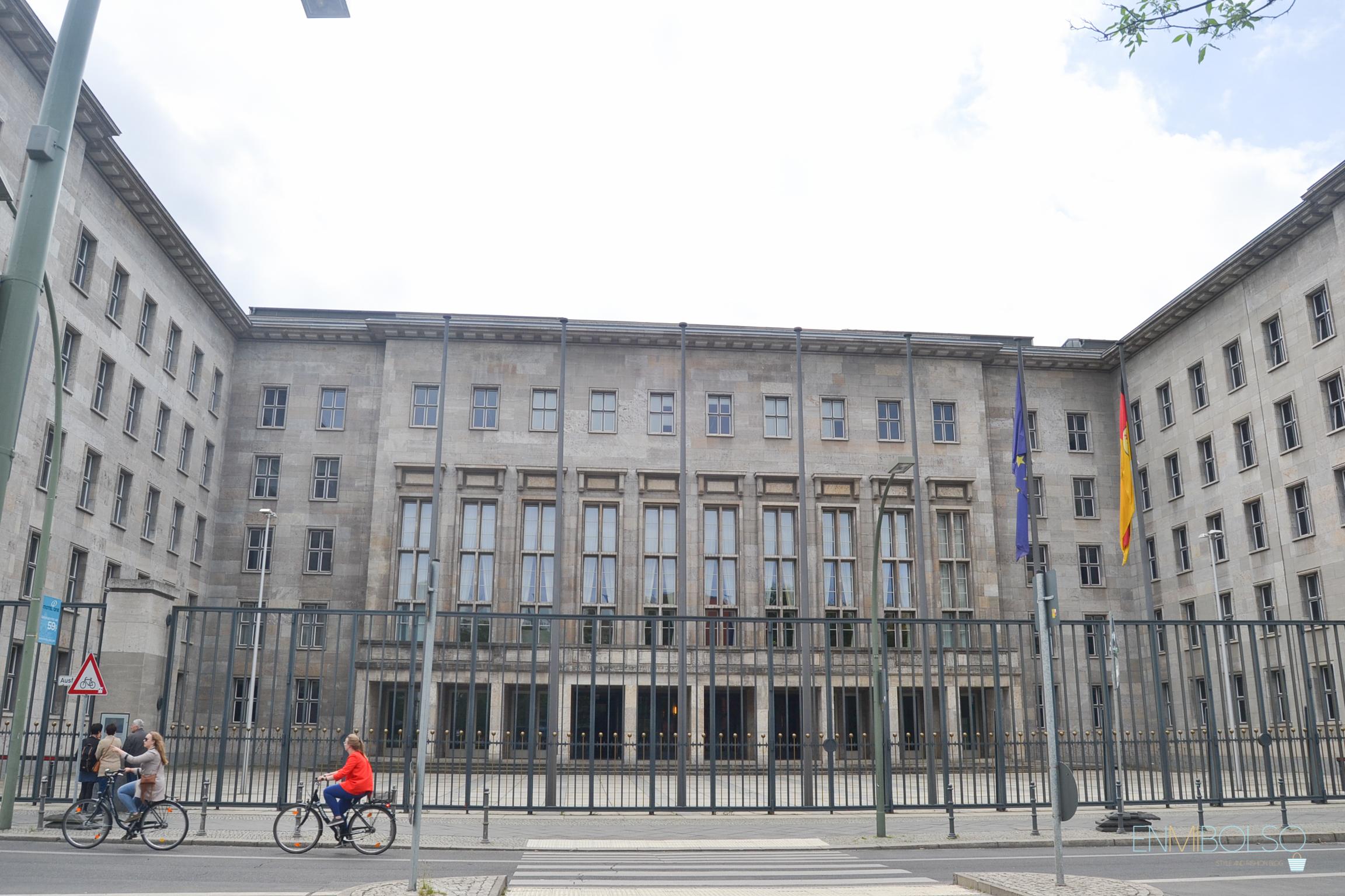 Ministerio de Hacienda aleman-enmibolso