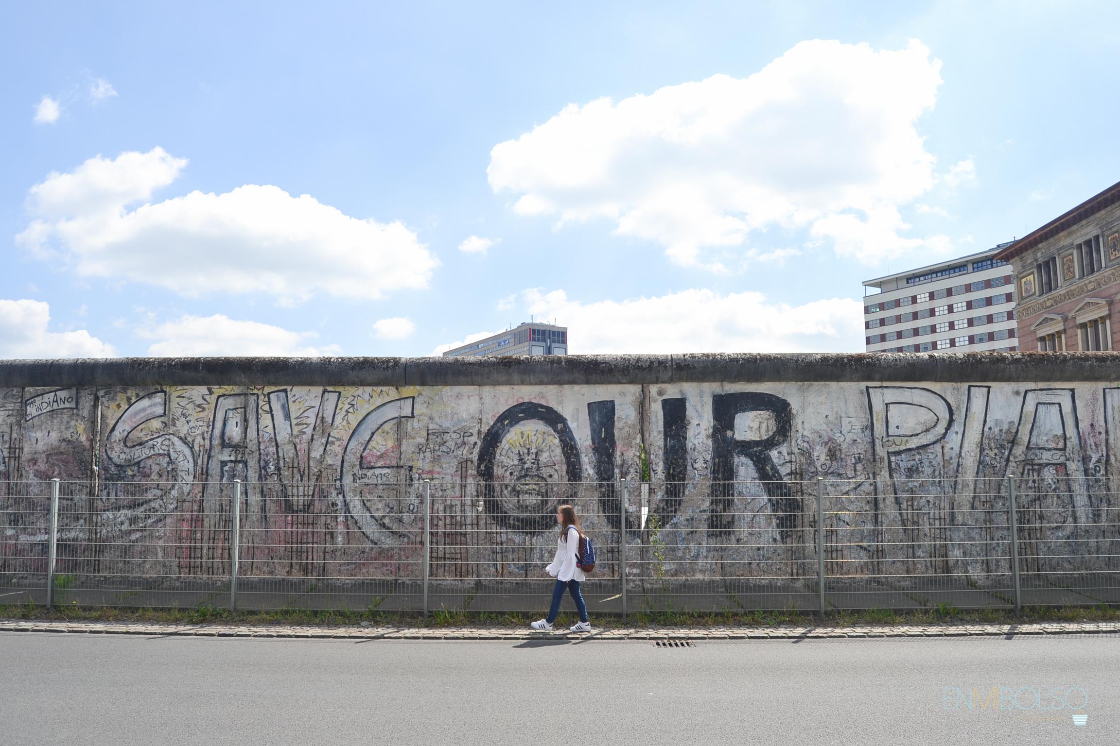 Muro Berlin-Topografia del terror-enmibolso