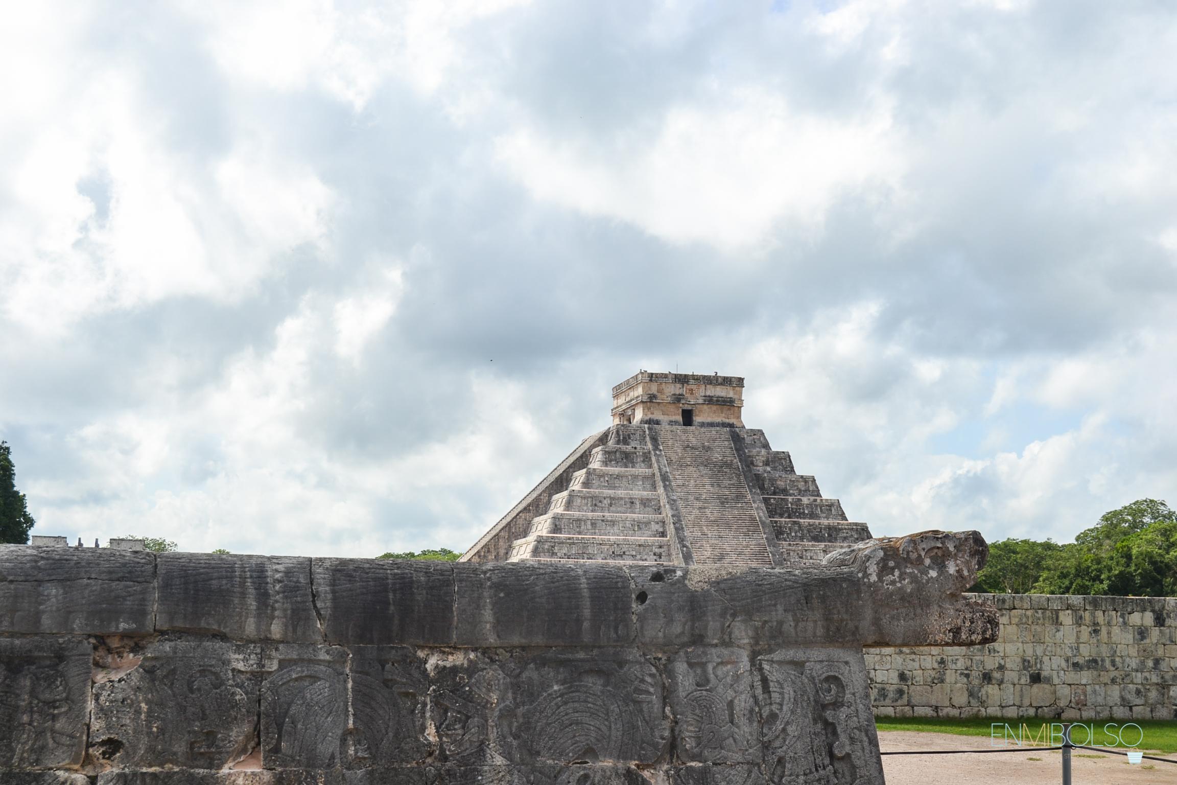 Chichen Itza-ruinas mexico-enmibolso