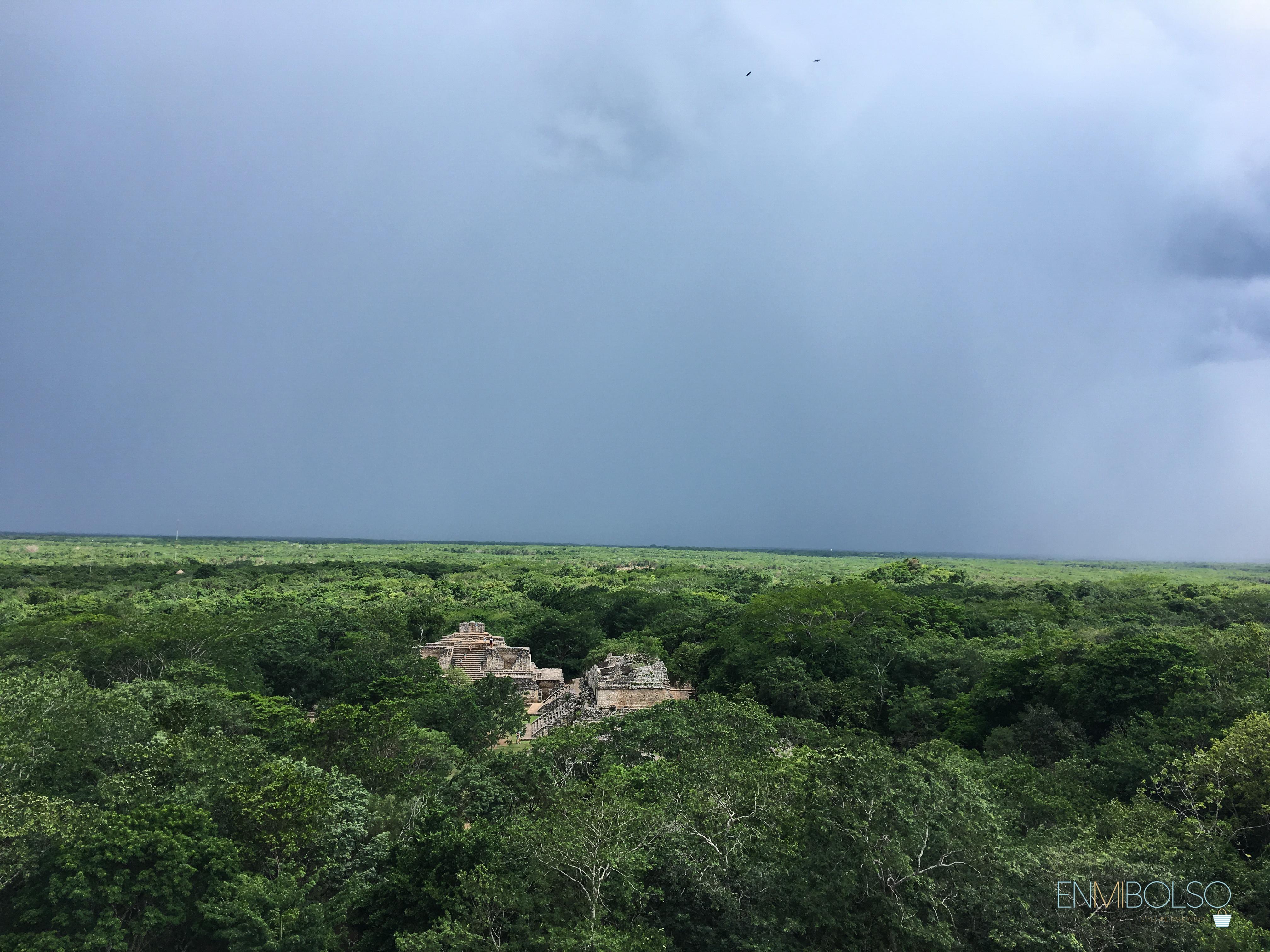 Ek Balam-tormenta-enmibolso