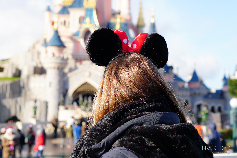 Disneyland en Navidad-enmibolso