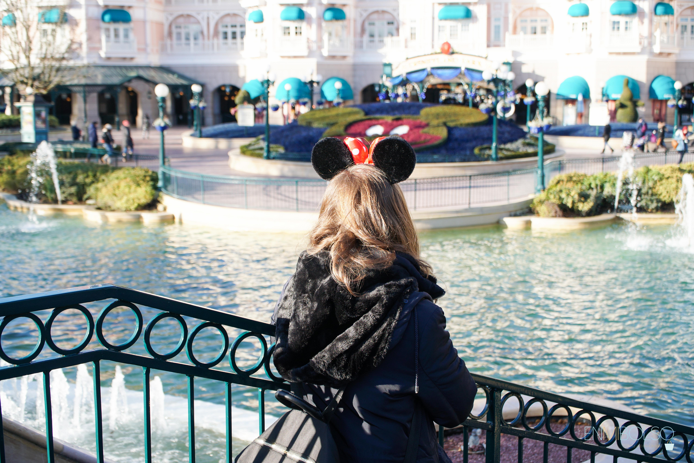 Disneyland entrada-enmibolso