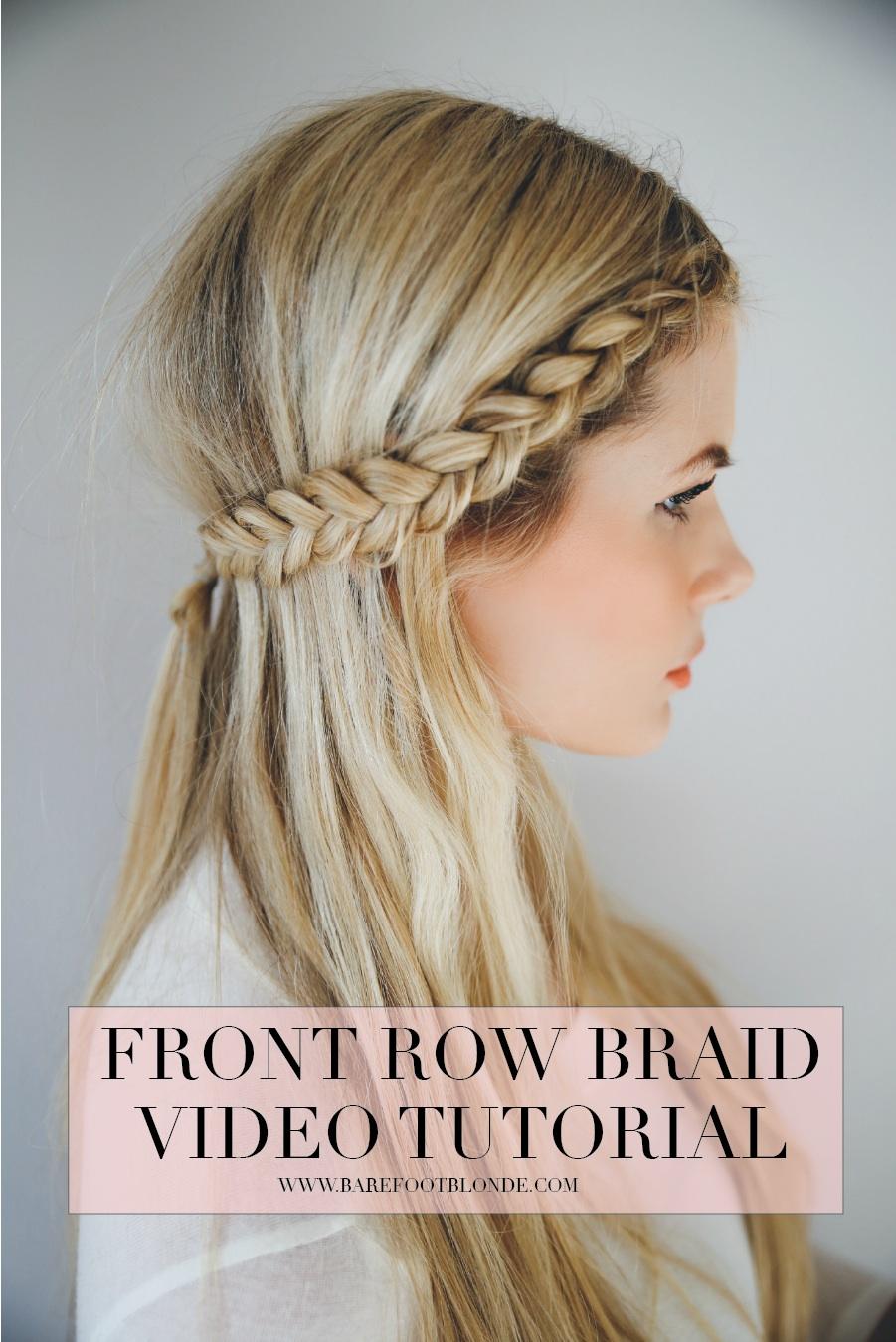 Bonito y sencillo peinados pinterest Galería de tendencias de coloración del cabello - En Mi Bolso - Trenzas en invierno